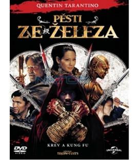 PĚSTI ZE ŽELEZA (The Man with the Iron Fists) DVD