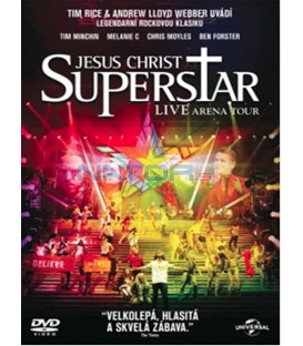 Jesus Christ Superstar (stage musical 2012) DVD