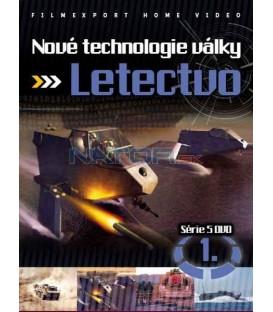 Nové technologie války 1. - Letectvo DVD