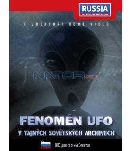 Fenomén UFO v tajných sovětských archivech (НЛО для страны Советов) DVD