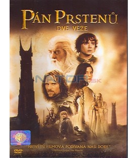 Pán prstenů: Dvě věže 2DVD (Lord of the Rings: The Two Towers, The)
