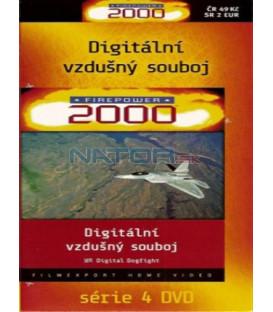 FIREPOWER 2 - Digitální vzdušní prostor (Digital Dogfight) DVD