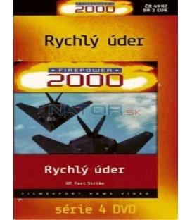 FIREPOWER 4 - Rychlý úder (Fast Strike) DVD