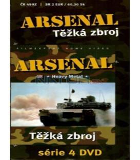 ARSENAL 2. - Těžká zbroj (Heavy Matal) DVD