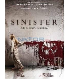 Sinister (Sinister) DVD