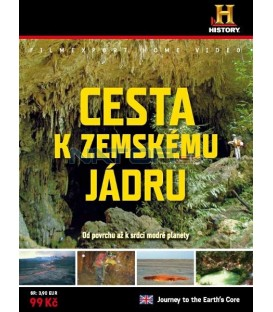 Cesta k zemskému jádru (Journey to the Earth's Core) DVD