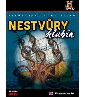 Nestvůry hlubin (Monsters of the Sea) DVD