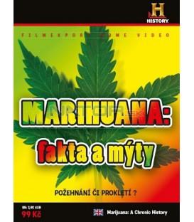 MARIHUANA : FAKTA A MÝTY (Marijuana: A Chronic History) DVD