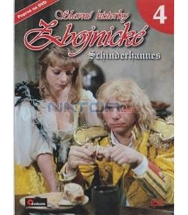 Slavné historky zbojnické - 4 - Schinderhannes DVD
