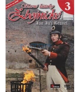 Slavné historky zbojnické - 3 - Jan Jiří Grasel DVD