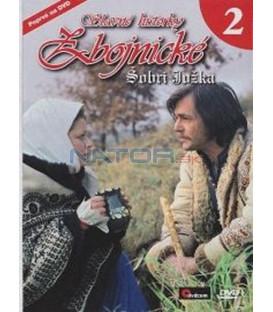 Slavné historky zbojnické - 2 - Šobri Jožka DVD