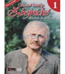 Slavné historky zbojnické - 1 - Václav Babinský DVD