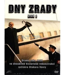 Dny zrady 2 DVD