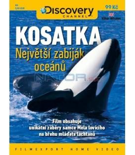 KOSATKA: NEJVĚTŠÍ ZABIJÁK OCEÁNŮ (Killer Whales) DVD