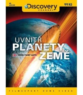 Uvnitř planety Země (Inside Planet Earth) DVD