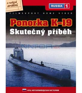 Ponorka K-19: Skutečný příběh (К19,Неголливудская история) DVD