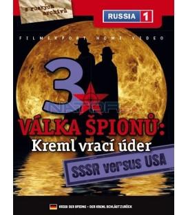 Válka špionů: Kreml vrací úder III. - SSSR versus USA (Krieg der Spione – Der Kreml schlägt zurück) DVD