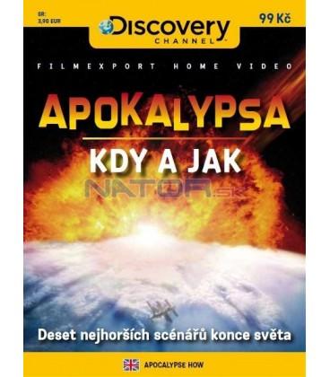 Apokalypsa – kdy a jak (Apocalypse How) DVD