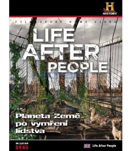 Planeta Země po vymření lidstva  (Life After People) DVD