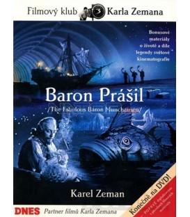 Baron Prášil - Karel Zeman / 1961 DVD