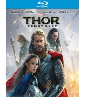 THOR: TEMNÝ SVĚT (Thor: The Dark World) - Blu-ray