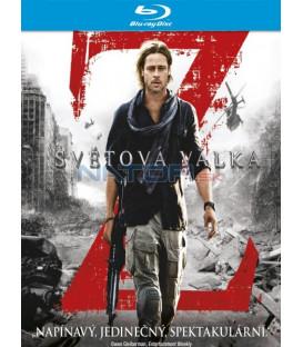 SVĚTOVÁ VÁLKA Z (World War Z) - Blu-ray