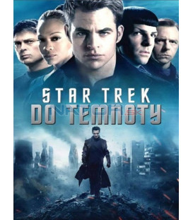 STAR TREK: DO TEMNOTY (Star Trek Into Darkness) DVD