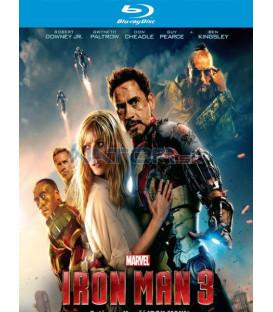 IRON MAN 3 (IRON MAN 3) - Blu-ray