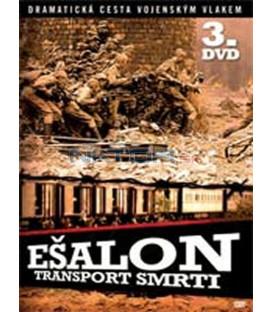 Ešalon (Eshalon) – 3. DVD – SLIM BOX