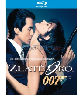 James Bond - Zlaté oko (GoldenEye)  Blu-ray