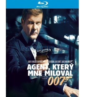 James Bond - Agent, který mne miloval (The Spy Who Loved Me ) Blu-ray