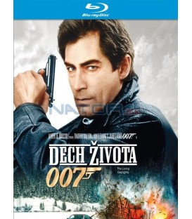 James Bond - Dech života (The Living Daylights ) Blu-ray