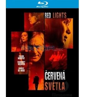 ČERVENÁ SVĚTLA (Red Lights) - Blu-ray