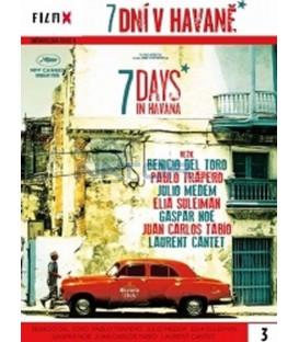 7 dní v Havaně / Havana, milujem ťa (7 Days in Havana) DVD