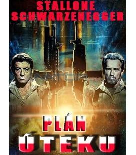 Plán útěku (Escape Plan) /The Tomb/ 2013 - SYLVESTER STALLONE, ARNOLD SCHWARZENEGGER DVD