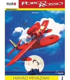 Karmínové prase (Porco Rosso) DVD