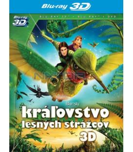 KRÁLOVSTVÍ LESNÍCH STRÁŽCŮ ( Epic) - Blu-ray 3D + 2D + DVD