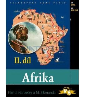 Afrika 2. díl DVD