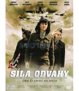 Síla odvahy (Female Agents) DVD