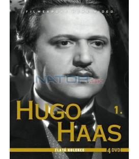 Hugo Haas 1 - Zlatá kolekce 4 DVD