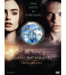 MĚSTO Z KOSTÍ (MORTAL INSTRUMENTS) DVD