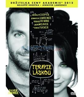 TERAPIE LÁSKOU (Silver Linings Playbook) DVD