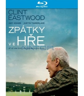 ZPÁTKY VE HŘE (Trouble with the Curve) - Blu-ray