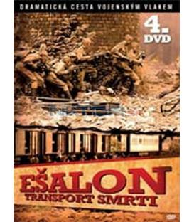 Ešalon (Eshalon) – 4. DVD – SLIM BOX