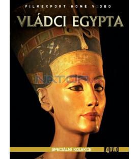 Vládci Egypta - speciální kolekce 4 DVD