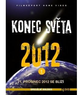 Konec světa 2012 - I - speciální kolekce 4 DVD