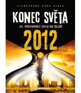 Konec světa 2012 - II - speciální kolekce 4 DVD