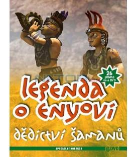 Legenda o Enyovi - speciální kolekce 6 DVD