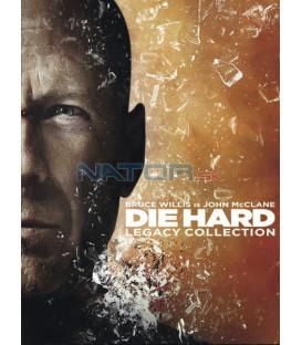 Smrtonosná past KOLEKCE 1-5 (Die Hard 1-5 ) Blu-Ray