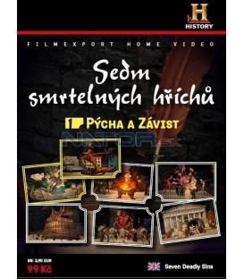 Sedm smrtelných hříchů 1 - Pýcha, Závist DVD